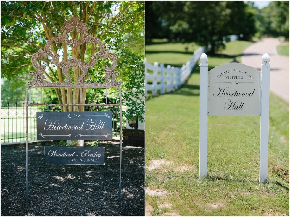 heartwood hall wedding