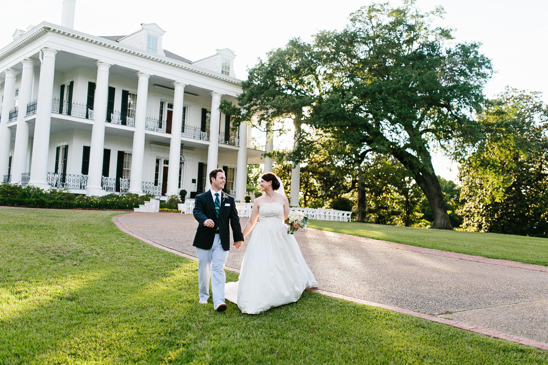 Creative Bride And Groom Portraits Natchez Mississippi Wedding Photographer
