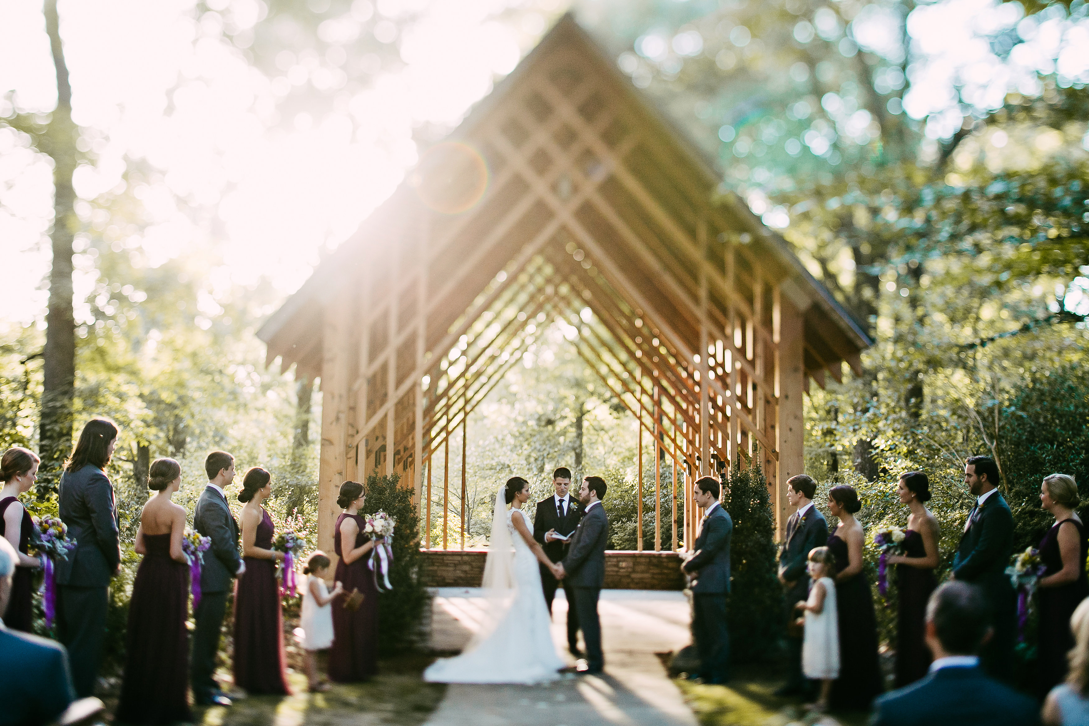 Caitlyn James Memphis Botanical Garden Wedding Kelly