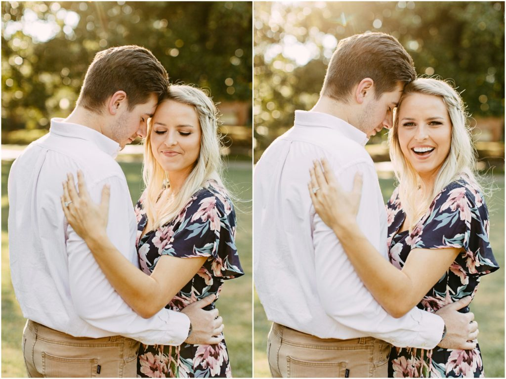 Wedding Photography Memphis: Memphis Engagement Photos- [Kirsten + Chris] Memphis